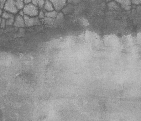 Grey wall background  Old concrete wall with cracks  Stock Photo - 19299716