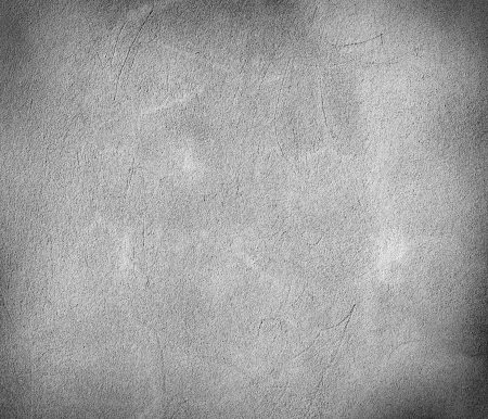 Grey background with scratches  Fragment of a concrete wall  Stock Photo