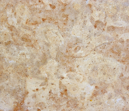 Natural marble. Seamless soft yellow marble. photo