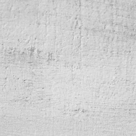 Fondo gris abstracto. Pintado de color blanco de hierro antigua muralla. Foto de archivo