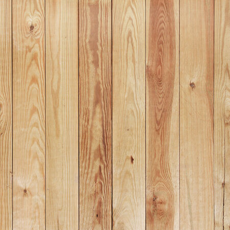 Wooden background. Simple wooden planks in a row. Stock Photo