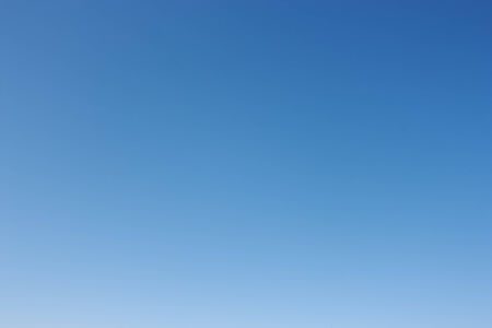 without clouds: Clear azure sky without clouds