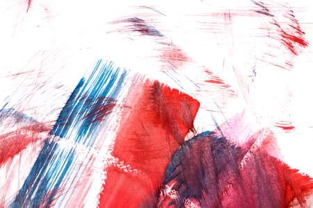 """Acuarela abstracta de dibujo  """"Amanecer en la monta�a """""""