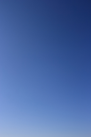 without clouds: Sky background. Clear blue sky without clouds. ISO 100, not photo processing.