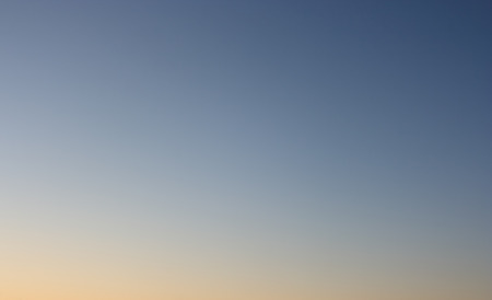without clouds: Clear evening sky without clouds. Sky background or gradient. ISO 100, not photo processing