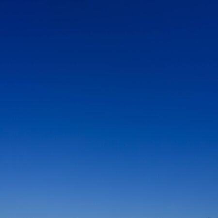 azure: Clear sky as gradient or background. Azure sky without clouds.