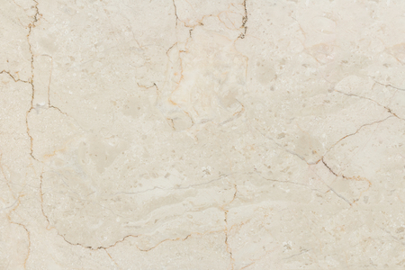 Marble with natural pattern. Beige marble stone wall texture. Stockfoto