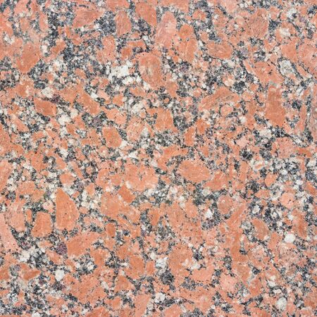 spoted: Red spoted marble background with natural pattern. Natural marble stone wall texture. Stock Photo