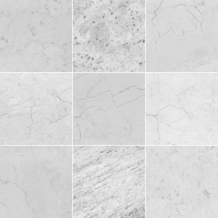 mp: Gray and white marble backgrounds, textures with natural pattern. Every image 4 MP, 2000 x 2000.