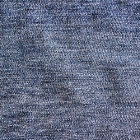 scrunch: Jeans texture, fabric. Blue background, denim jeans background. Stock Photo