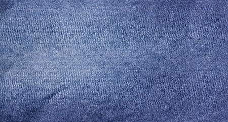 crumple: Jeans crumple texture, fabric. Simple denim jeans background, canvas.