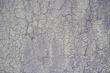 Old weathered woden plate with cracked enamel. Reklamní fotografie