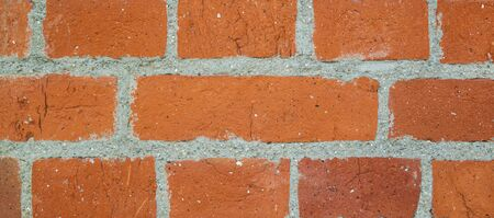 Simple high detailed brick wall background.