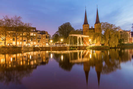 guild hall: Holland travel in spring Stock Photo