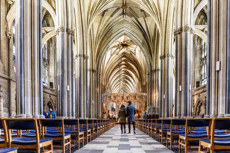 catolic: Catolic cathedral interior, England