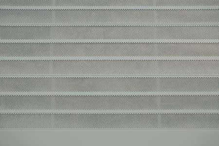 Soundproof shield .Noise insulation board texture Stockfoto