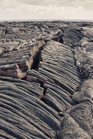 lava pattern closeup photo