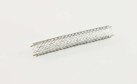 restenosis: self-expanding nitinol stent for endovascular surgery