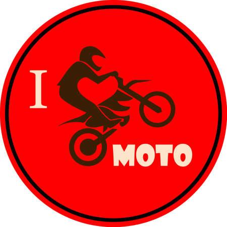 motorcross: I like motorcycle