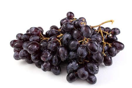 Cluster of black grape
