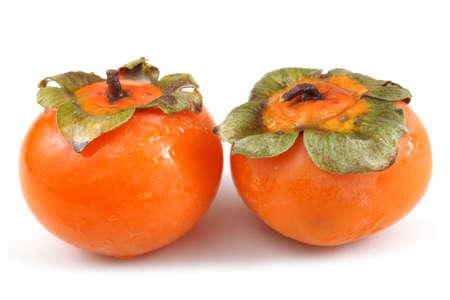 Two persimmones