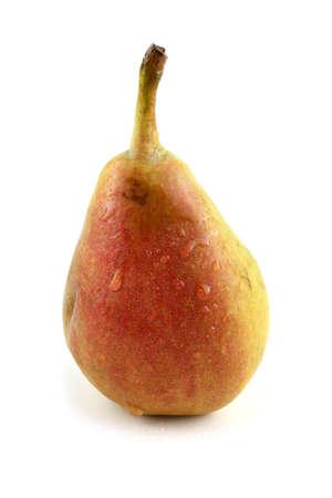 Fresh pear Archivio Fotografico