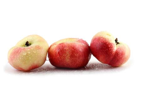 Donut peach (UFO peach)