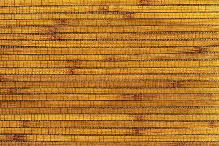 Matte: Bambus-Struktur