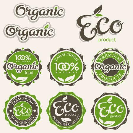 livestock: Set of eco labels
