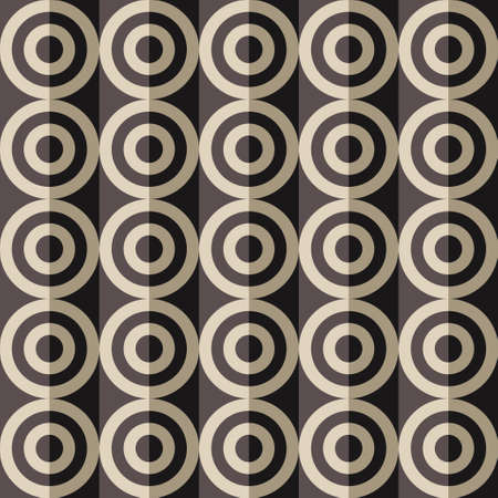 pop art herringbone pattern: Stylish old seamless pattern, vector illustration Illustration