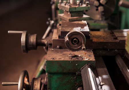 control wheels of processing machine