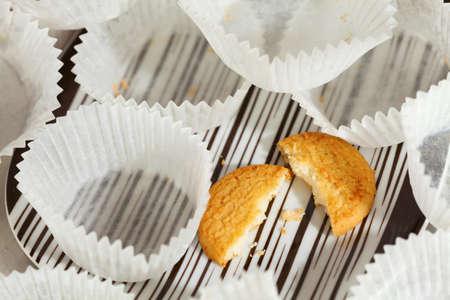 eaten: Last cookie