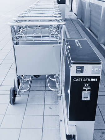 Cart return photo