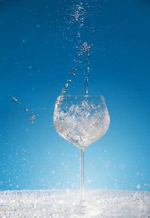 Water splash Stock Photo - 16784188