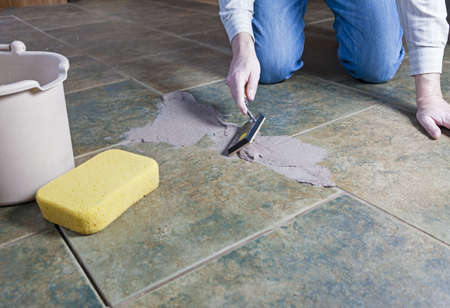 grout: Tile Grout Repair