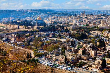Jerusalem Redactioneel