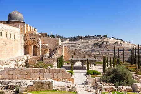 jerusalem: Jerusalem wall