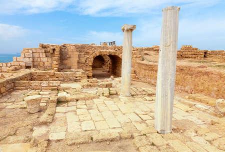 Caesarea, Israel Stock Photo - 18221826