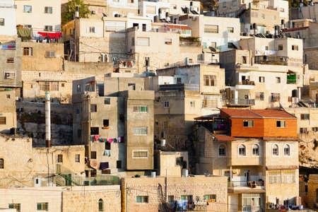 Silwan pueblo en Jerusal?n, Israel photo