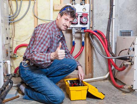 furnace: Handyman