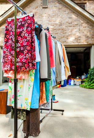 vestidos: Venta de garaje