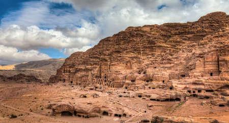 Petra, Jordan photo