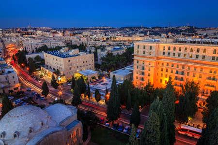 Jerusalem Editorial