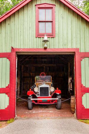 estacion de bomberos: Estaci�n de bomberos antiguo
