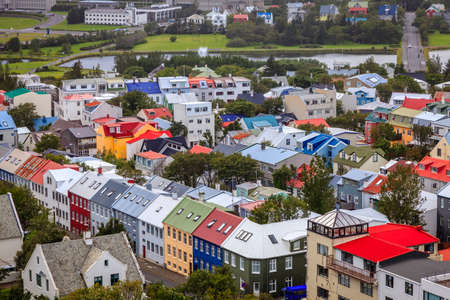 REYKJAVIK, ICELAND Stock Photo - 30142157