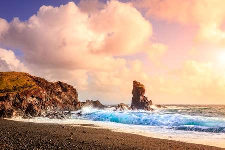 Western coast of Iceland