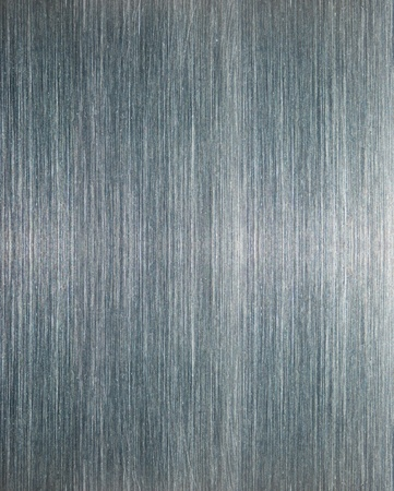Steel scratched background photo