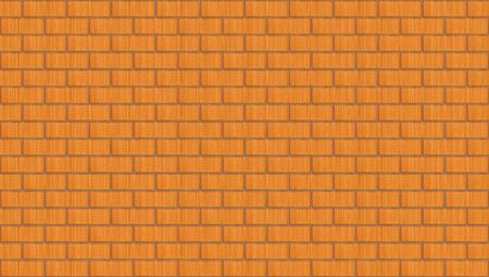 Red brick wall seamless background Stock Photo - 13634426