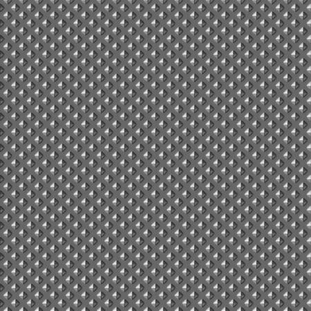flooring: Abstract industrial construction diamond steel floor and metal flooring creative illustration: industrial steel flooring seamless texture background illustration