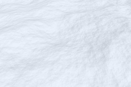 Abstrakter Winterhintergrund - Schneeoberfläche mit Schneehügeln unter Sonnenlichtnahaufnahme, Natur strukturierter Hintergrund 3D-Darstellung Standard-Bild